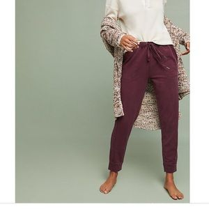 Anthropologie Dylan Joggers